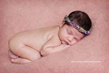 Toowoomba Newborn Photographer - Zury