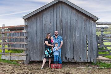 Toowoomba Family Photographer - B Family
