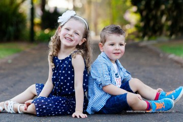 Spring Session - Toowoomba Family Photographer