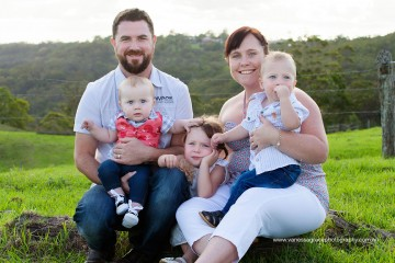 Toowoomba Family Photographer - G Family